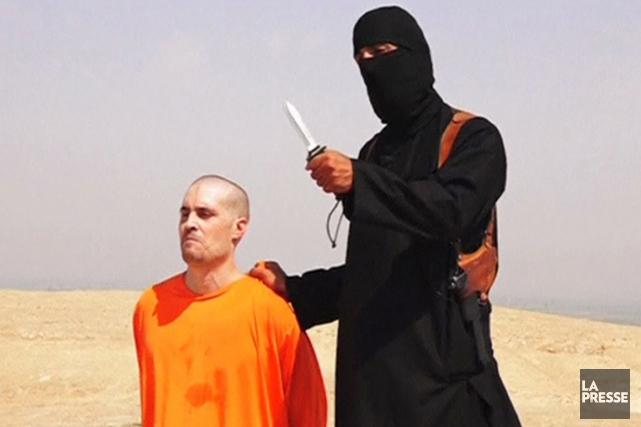 Le meurtrier qui s'exprimait avec un accent britannique... (PHOTO ARCHIVES REUTERS)