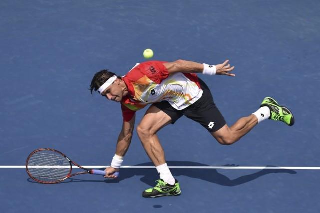 «Gilles est un ancien joueur du top10, il... (PHOTO STAN HONDA, AFP)