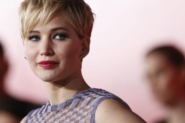 Jennifer Lawrence... (PHOTO MARIO ANZUONI, REUTERS)