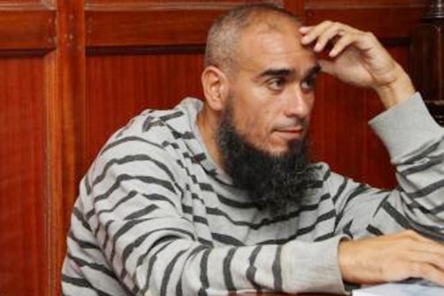 Rachid Benomari a été condamné en mai à... (PHOTO ARCHIVES LAVENIR.NET)