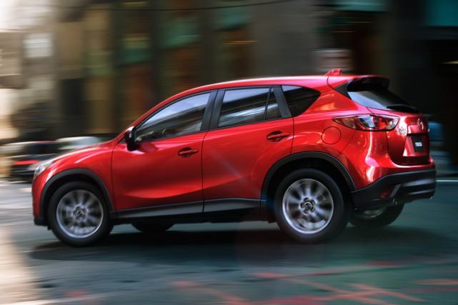 Mazda prépare en coulisses le petit frère du... (Photo fournie par Mazda)