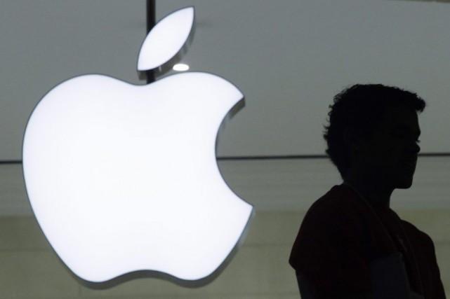 Apple, traditionnellement absente de l'IFA, a programmé une... (Photo Mark Lennihan, Archives AP)