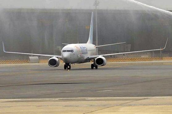 Un Boeing 737.... (PHOTO FADI AL-ASSAAD, ARCHIVES REUTERS)