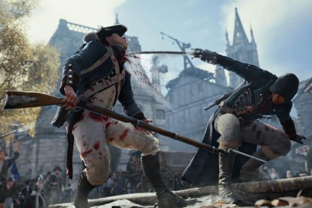 Assassin's Creedsortira finalement le 11 novembre, soit peu... (Photo Ubisoft)
