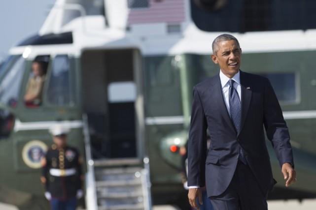 Le voyage intervient à un moment délicat du... (Photo: AFP)