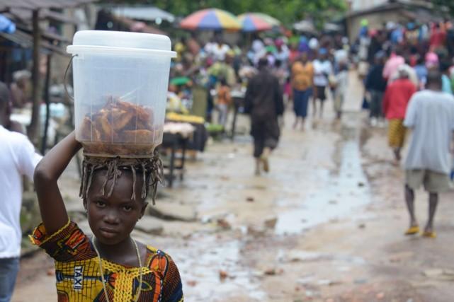 Au rythme de contagion actuel, il faudra six... (Photo: AFP)