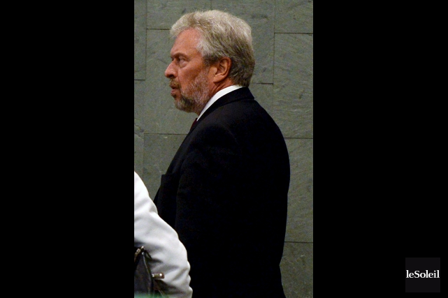 L'avocat Bernard Corbeil est accusé de voies de... (Photothèque Le Soleil, Erick Labbé)