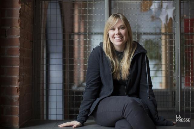 StéphanieHarvey, conceptrice de jeu vidéo chezUbisoftet championne mondiale... (PHOTO EDOUARD PLANTE-FRÉCHETTE, ARCHIVES LA PRESSE)