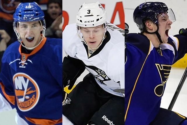 Ryan Strome, des Islanders de New York, Olli... (Photos USA Today)