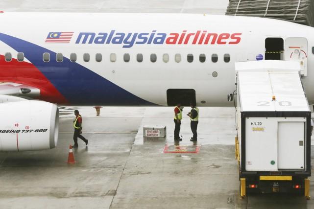 En grande difficulté depuis 2011, Malaysia Airlines a... (PHOTO VINCENT THIAN, ARCHIVES AP)