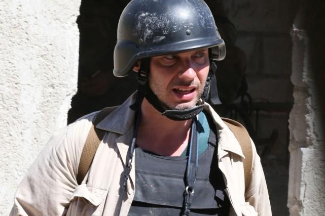 Âgé de 33 ans, le photographe Andreï Stenine... (Photo Mikhail Pochuyev, AP)