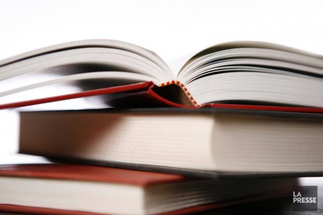 Les revenus tirés des ventes de livres au détail «ne cessent de baisser» depuis... (Photo: archives La Presse)