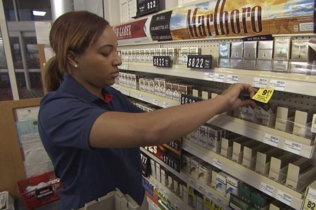 CVS vend dans ses magasins aussi bien des... (Photo CVS Health, AP)