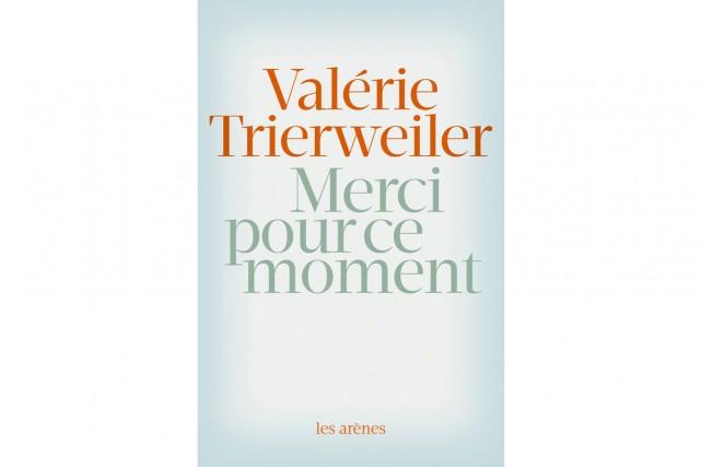 Le livre de Valérie Trierweiler Merci pour ce moment, en rupture de... (Photo: AP)