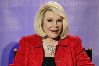 Joan Rivers... (Photo: archives Reuters)