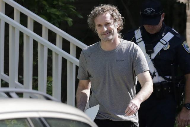 Le journaliste américain Peter Theo Curtisa été libéré... (Photo: AP)
