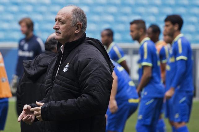 Le club de Porto Alegre est entraîné par... (Photo: Reuters)