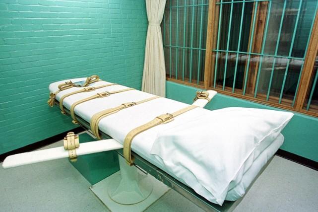 Alors que le Missouri se prépare à une nouvelle exécution, la semaine... (Archives AFP)