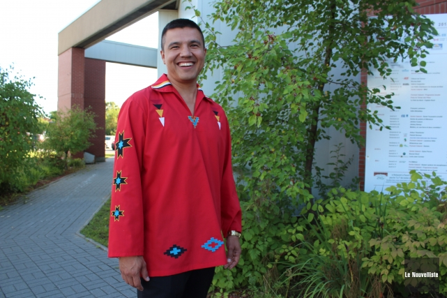 Le grand chef de la Nation Atikamekw, Constant... (Photo Audrey Tremblay, Archives Le Nouvelliste)