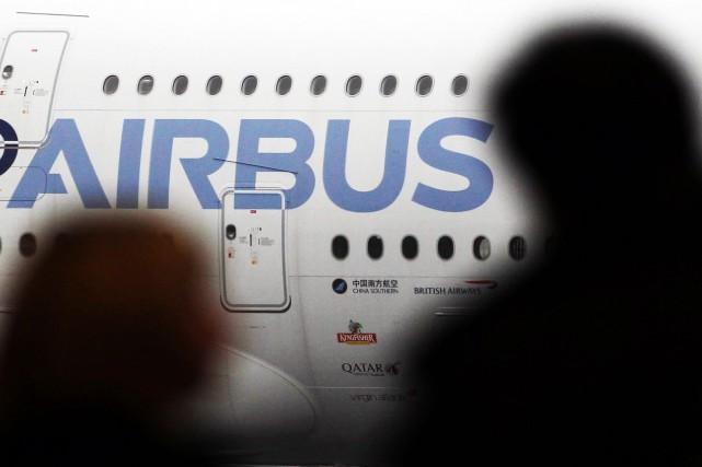 Le trafic aérien domestique de la Chine devrait... (Photo Regis Duvignau, archives Reuters)