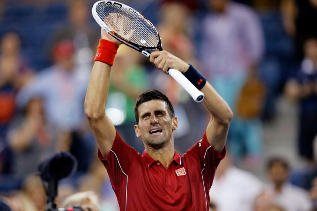 Novak Djokovic... (Photo Shannon Stapleton, archives Reuters)