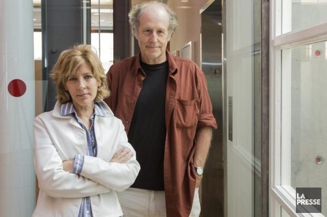 Au secours de Béatrice, le nouveau téléroman de... (Photo: Édouard Plante-Fréchette, La Presse)