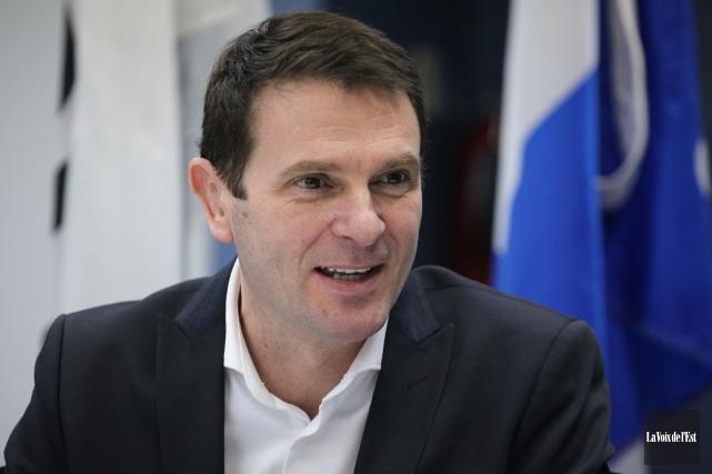 Le député de Granby François Bonnardel.... (Photothèque La Voix de L'Est)