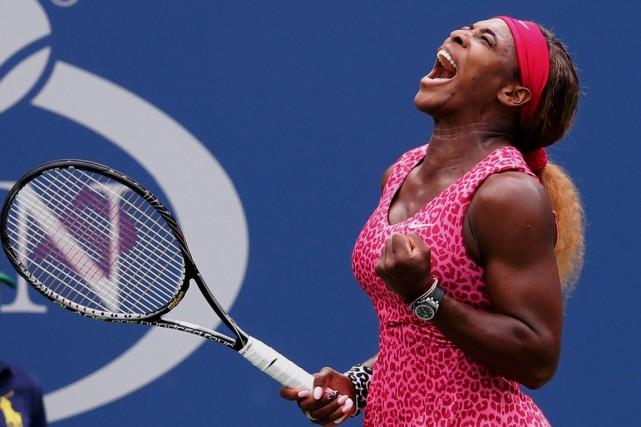 Serena Williams se rapproche d'un 18e titre du... (Photo Ray Stubblebine, archives Reuters)