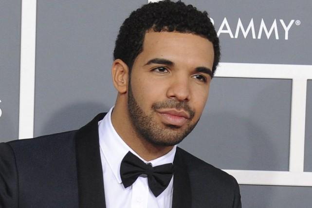 Drake... (Photo: archives AP)