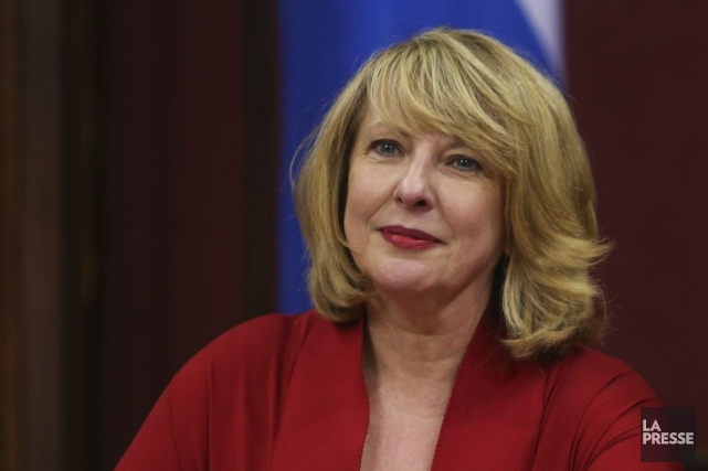 La ministre des Relations internationales, Christine Saint Pierre.... (Photo Martin Chamberland, Archives La Presse)