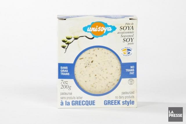 C'est vrai: cette belle trouvaille remplace à merveille le fromage feta. (Photo David Boily, La Presse)