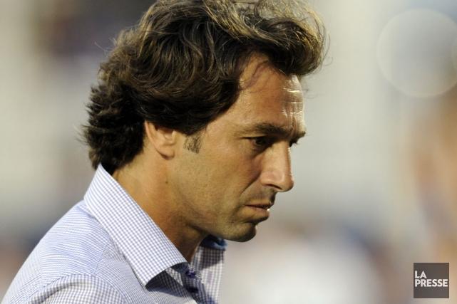 Démis de ses fonctions de directeur sportif de... (Photo Bernard Brault, archives La Presse)