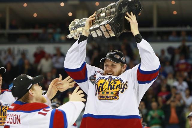La Ligue canadienne de hockey (LCH) et le... (Photo Dave Chidley, archives PC)