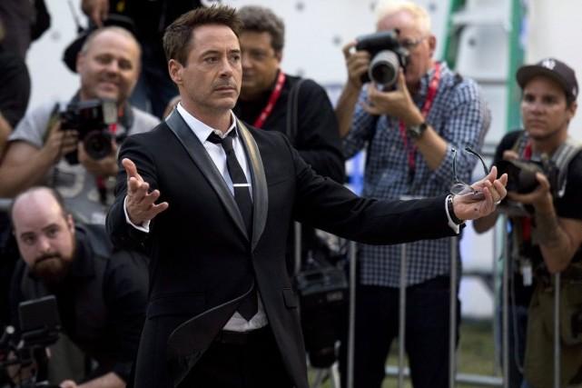 Robert Downey Jr.... (La Presse Canadienne)