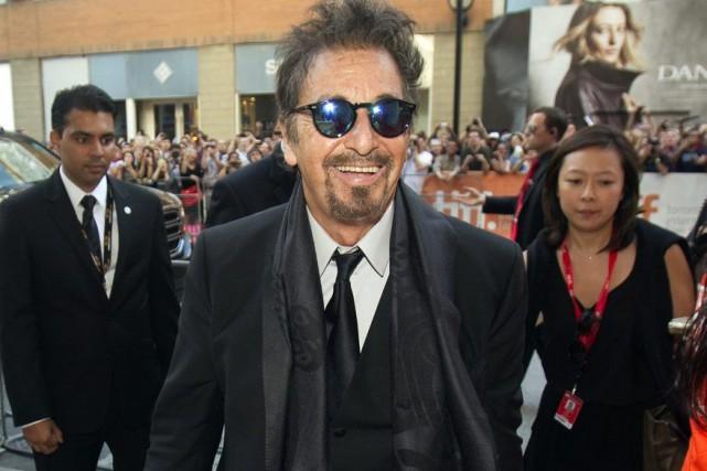 Al Pacino... (Photo: archives Reuters)