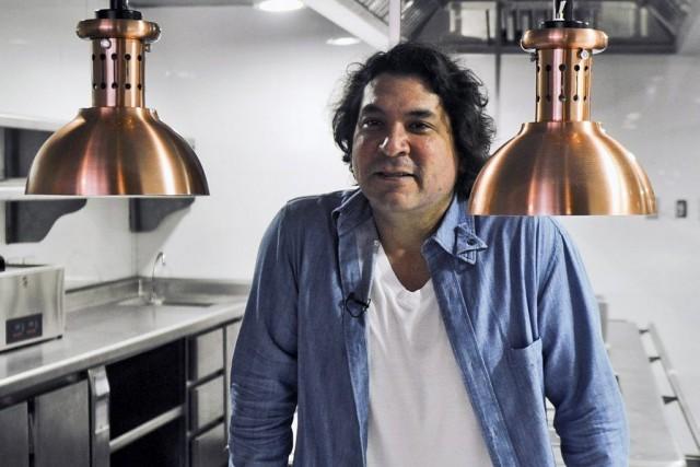 Gaston Acurio, chef du restaurant Astrid y Gaston,... (PHOTO ERNESTO BENAVIDES)