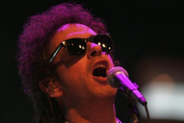 Gustavo Cerati en 2007.... (Photo: archives AP)