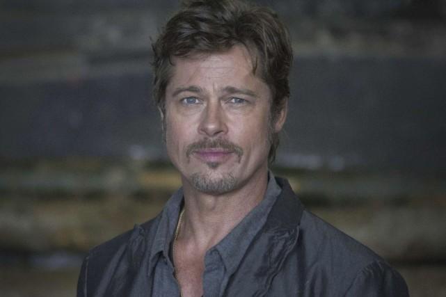 Brad Pitt... (Photo: AP)