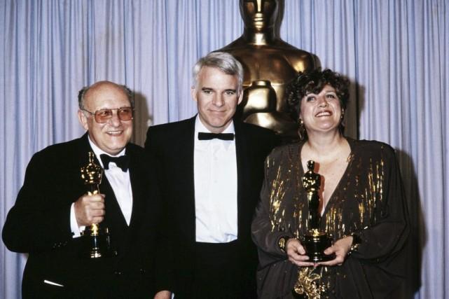 Le directeur artistique tchèque Karel Cerny, l'acteur Steve... (Photo: archives AFP)