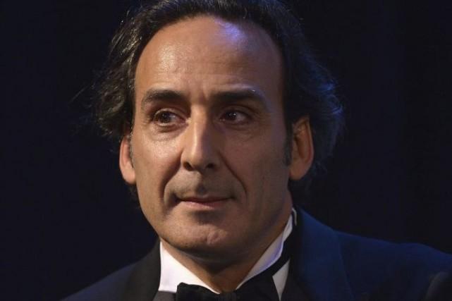 Alexandre Desplat, président du jury de la Mostra... (Photo: AFP)