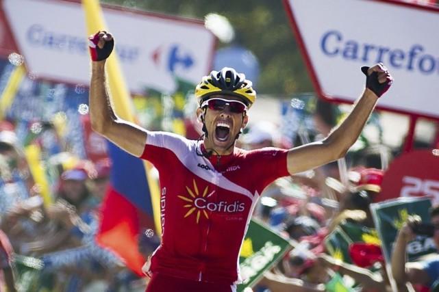 Daniel Navarro... (PHOTO JAIME REINA, AFP)