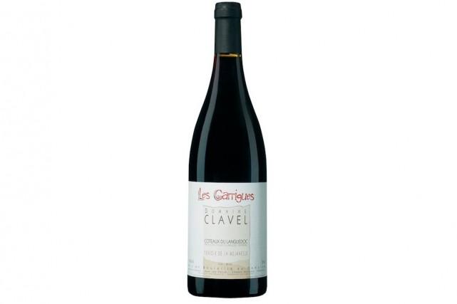 Coteaux du Languedoc 2012 Les Garrigues Domaine Clavel