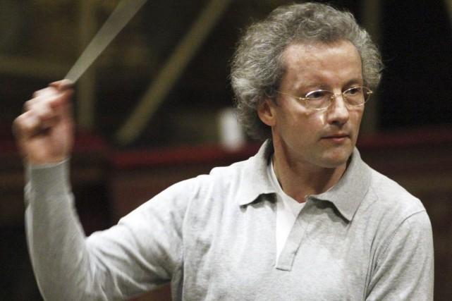 Franz Welser-Möst... (Photo: archives AFP)