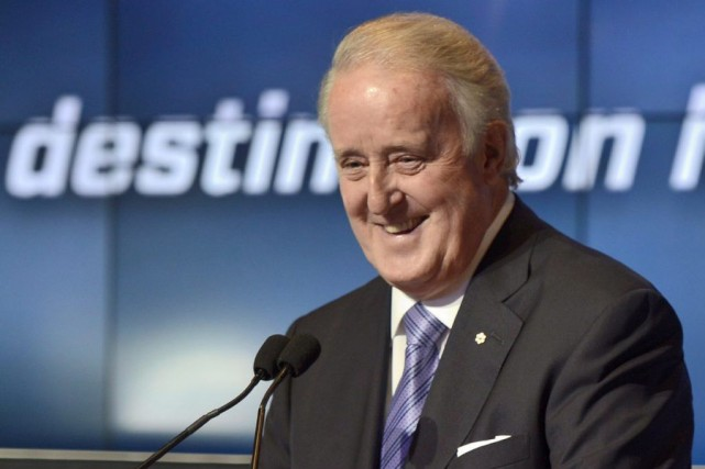 Selon Brian Mulroney, le gouvernement entretiendrait des relations... (PHOTO PAUL CHIASSON, PC)