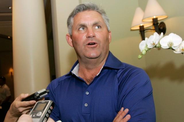 Kevin Towers était le directeur général des Diamonbacks... (Photo Lenny Ignelzi, archives AP)