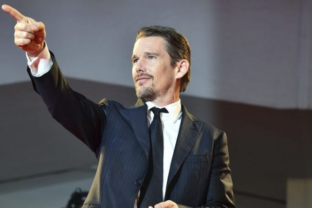 Ethan Hawke... (Photo: AFP)