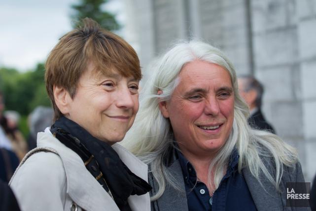Le parti de Françoise David, Amir Khadir et... (Archives La Presse)