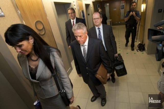 Devant la juge Charbonneau, M.Accurso a affirmé vendredi... (PHOTO IVANOH DEMERS, LA PRESSE)