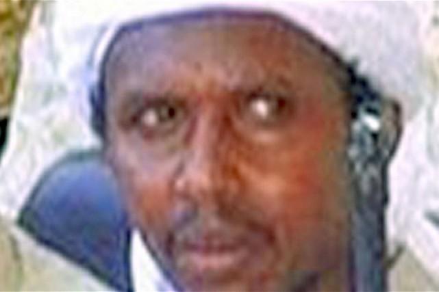 Moktar Ali Zubeyr aliasAhmed Abdi Godane a été... (PHOTO ARCHIVES THE TELEGRAPH)