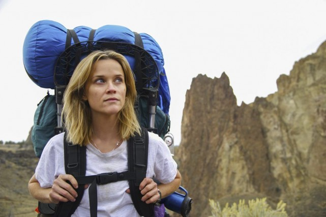 Reese Witherspoon dans Wild de Jean-Marc Vallée... (PHOTO FOX SEARCHLIGHT)